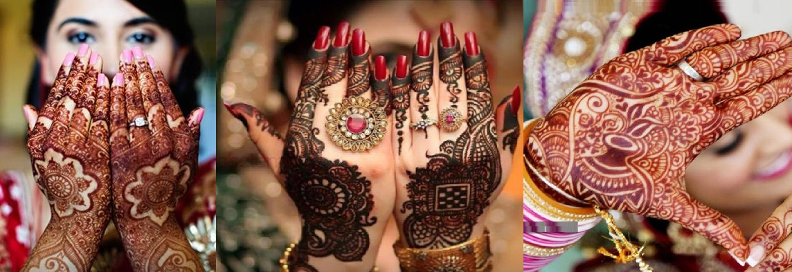 7 Best Bridal Mehndi Designs 2017 That You Must Try On
