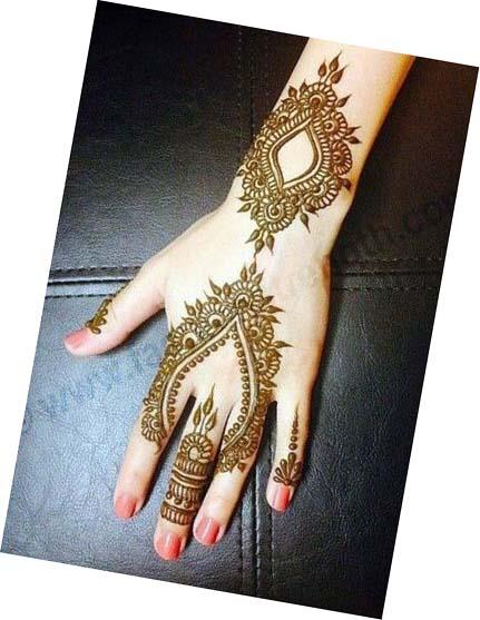 arabic mehndi styles