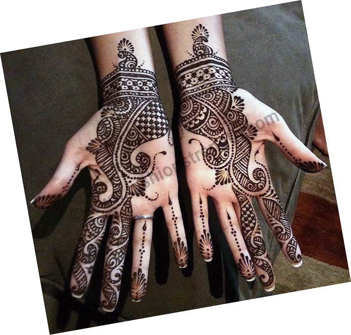 henna style latest