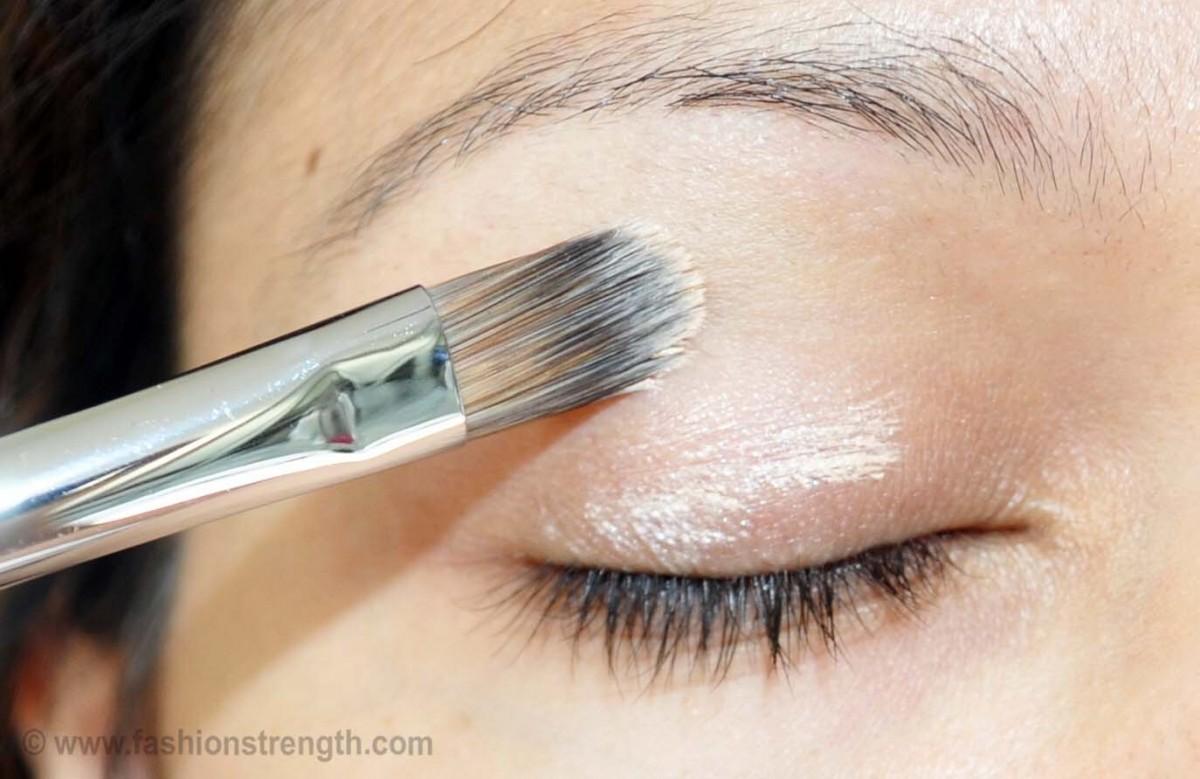 Smokey Black Edge Eye Makeup Tutorial Step By Step Guideline
