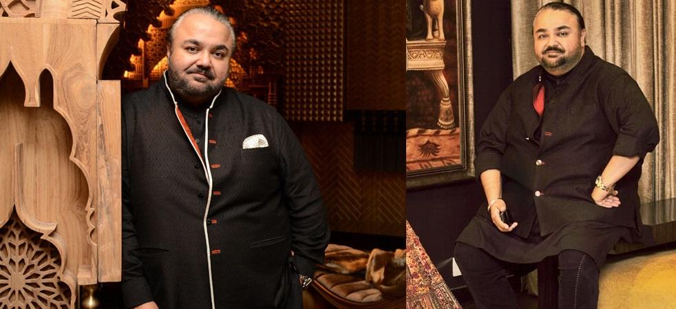 JJ Valaya fashion designer of india