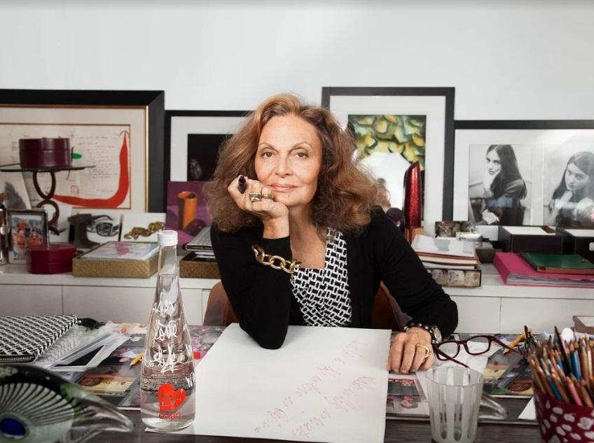Diane Von Furstenberg dress designer
