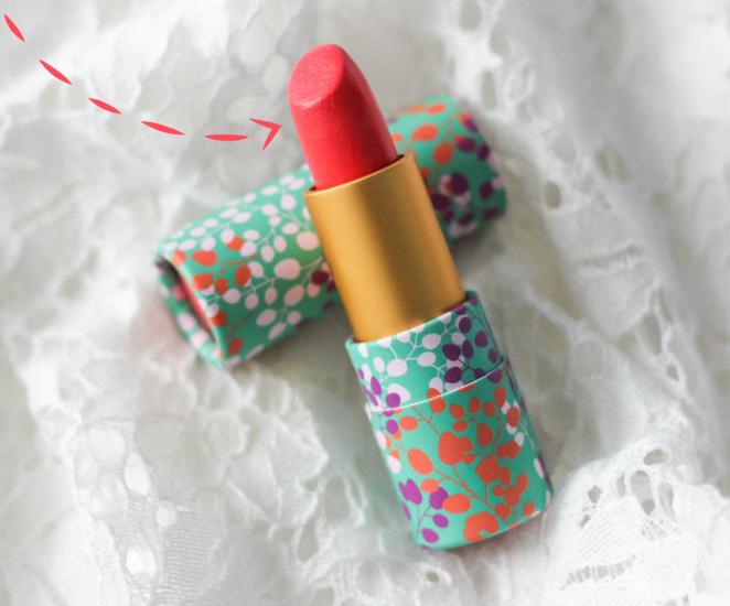 CORAL BLOSSOM lipstick