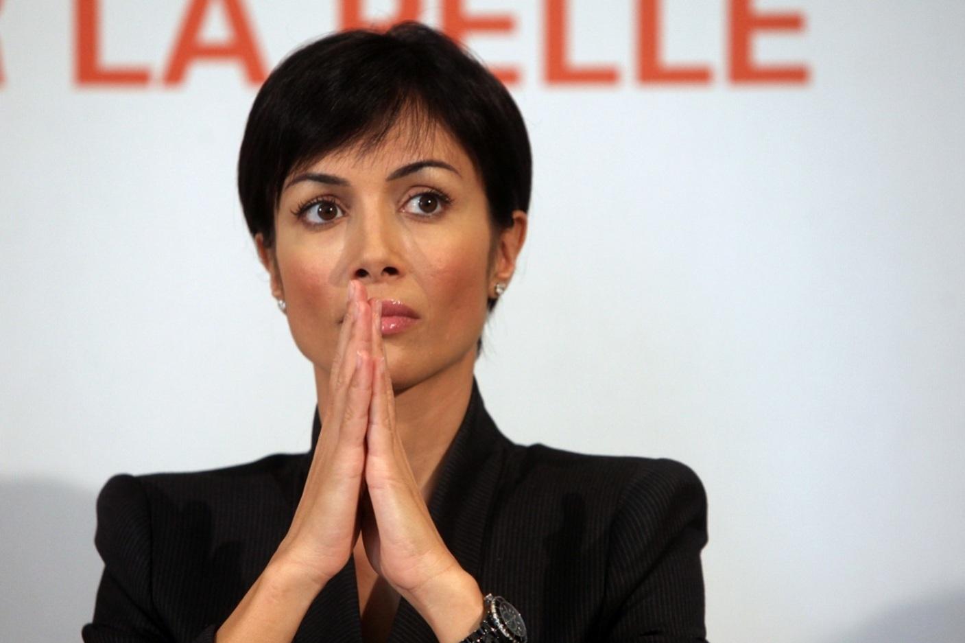 Italian Politician Mara Rosaria Carfagna