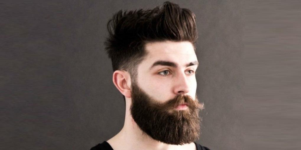 Garibaldi Beard Trend