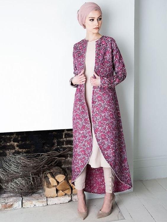 Turban style hijab