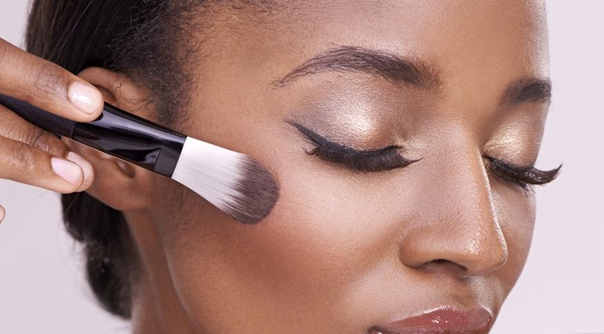 Dark skin makeup ideas